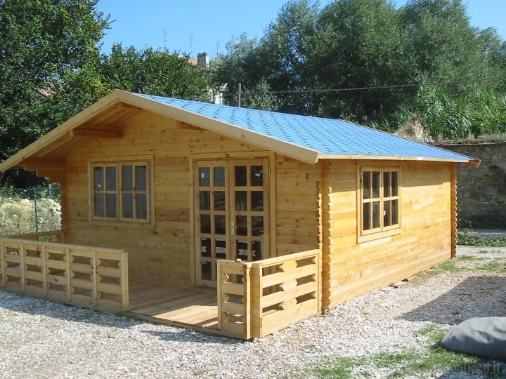 Blog italiano for Produzione casette in legno romania