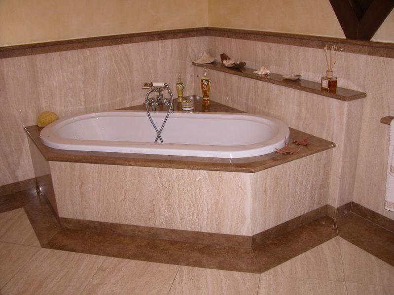 Blog italiano - Soluzioni per gradino in bagno ...